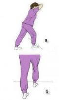 Упражнения для бедер при беременности