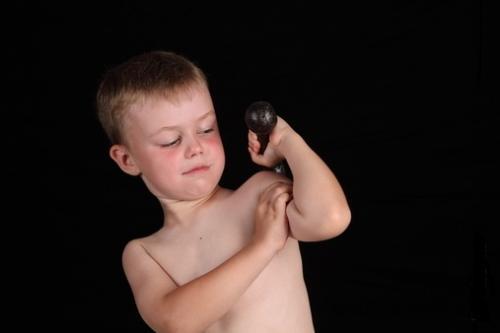 Упражнения для правильной осанки для детей доу